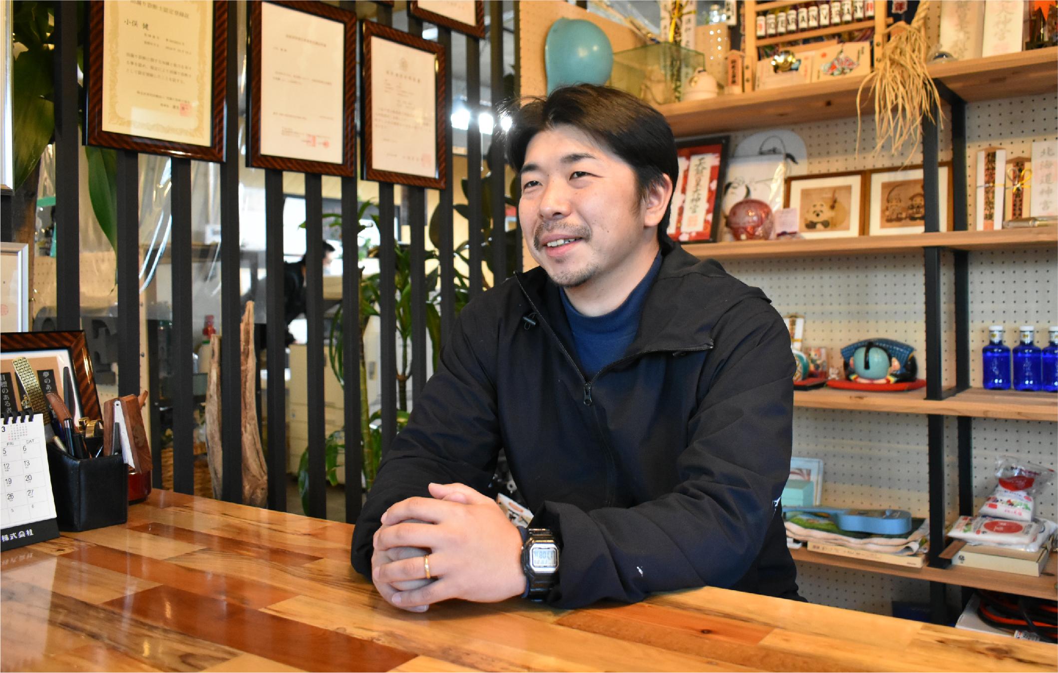 スタッフインタビュー 内田 徹